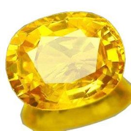 Yellow Saphire Pukhraj